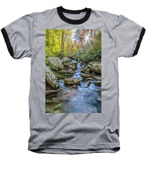 Autumn Sparkle Baseball T-Shirt