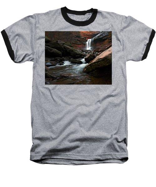 Autumn Spring Baseball T-Shirt