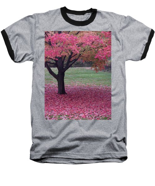 Autumn  Baseball T-Shirt