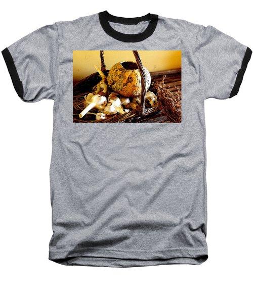 Autumn Still Life Baseball T-Shirt