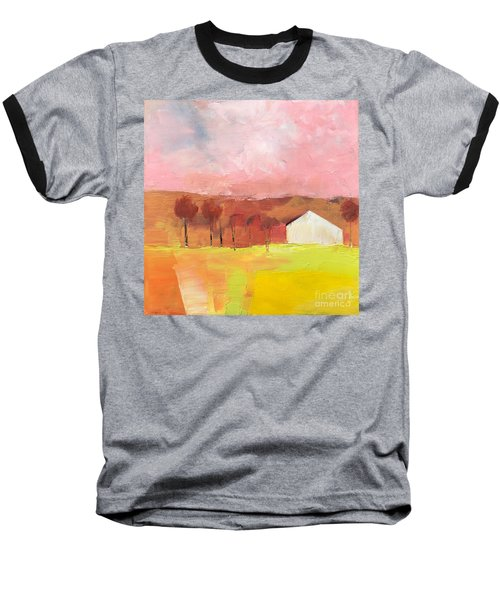 Autumn Stillness Baseball T-Shirt