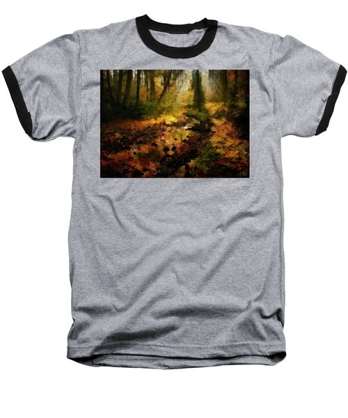 Autumn Sunrays Baseball T-Shirt