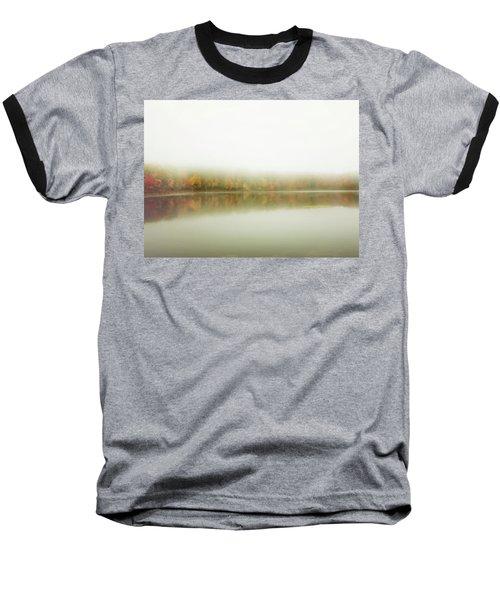 Autumn Symmetry Baseball T-Shirt