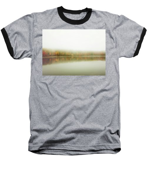 Autumn Symmetry Baseball T-Shirt