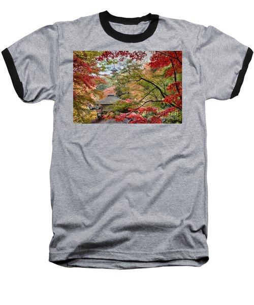 Autumn  Baseball T-Shirt
