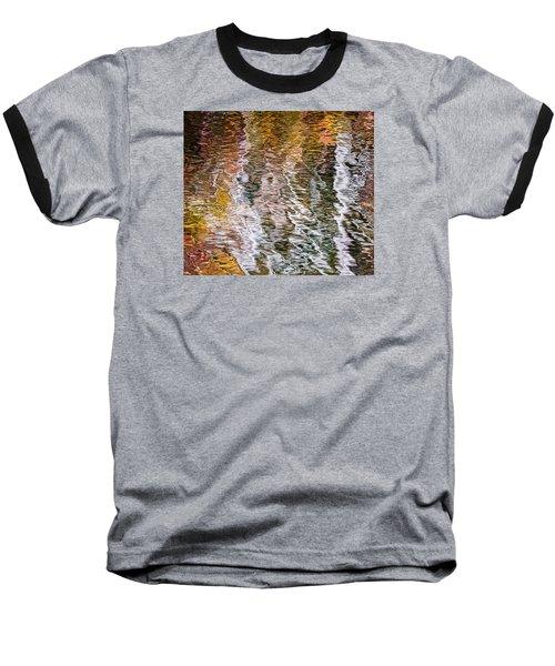 Autumn Tapestry  Baseball T-Shirt