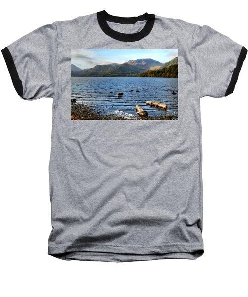 Autumn Ullswater  Baseball T-Shirt