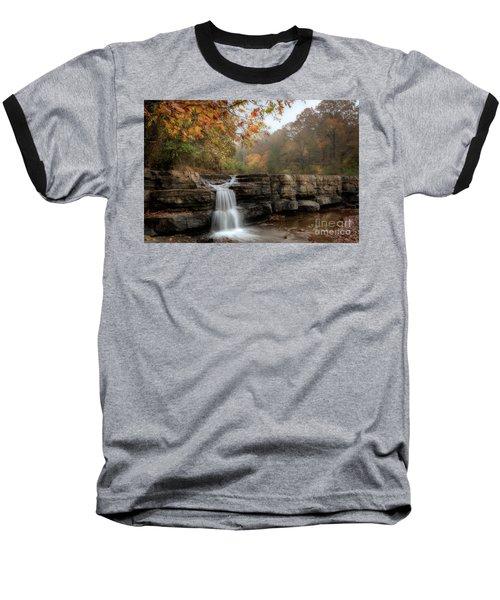 Autumn Water Baseball T-Shirt