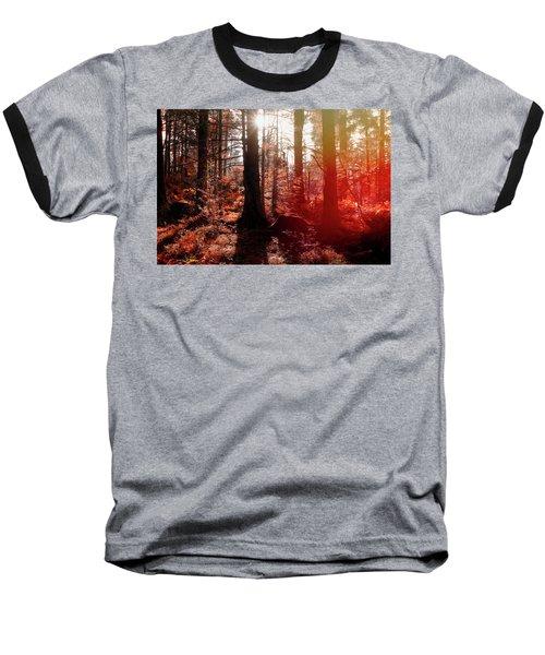 Autumnal Afternoon Baseball T-Shirt