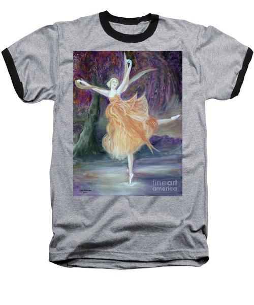 Autumnal Spirit Baseball T-Shirt