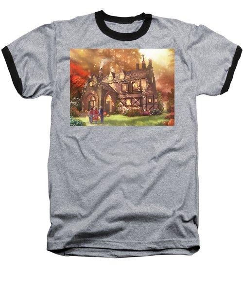 Autumnhollow Baseball T-Shirt