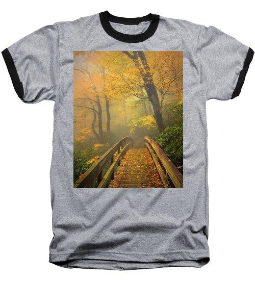 Autumn's Bridge To Heaven Baseball T-Shirt