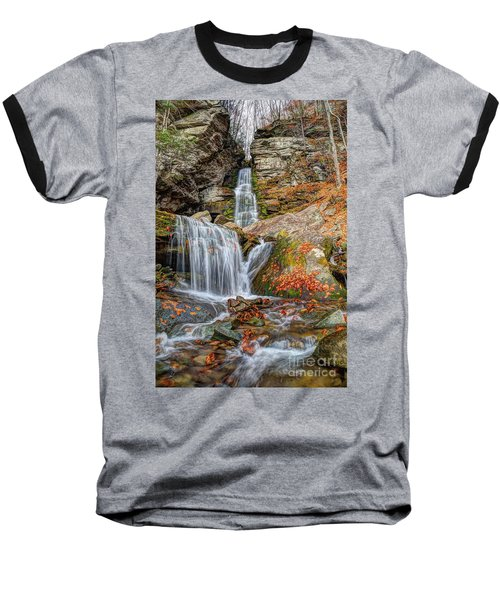 Autumns End Baseball T-Shirt