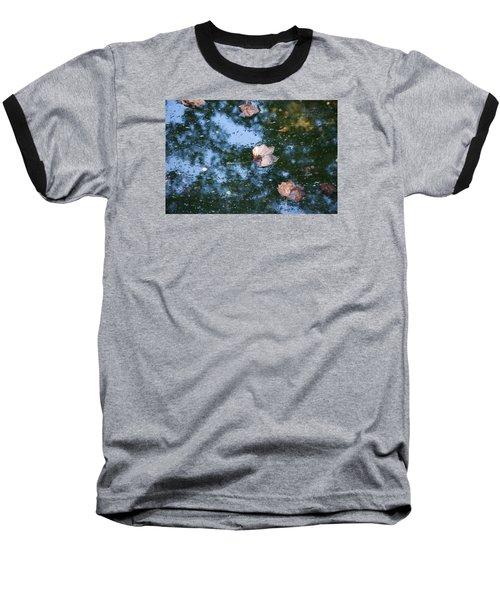 Autumn's Here Baseball T-Shirt