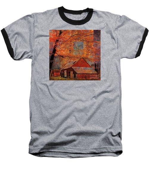 Autumn's Slate 2015 Baseball T-Shirt