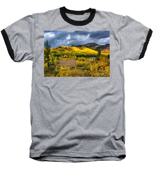 Autumn's Smile Baseball T-Shirt