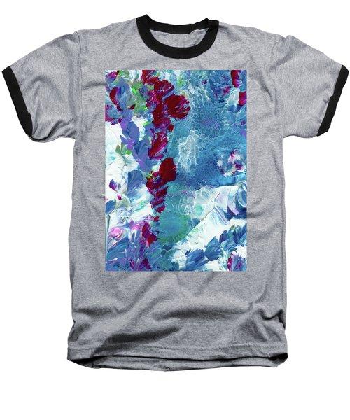 Avalanche Alaska #2 Baseball T-Shirt