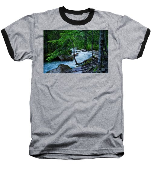 Avalanche Creek Baseball T-Shirt