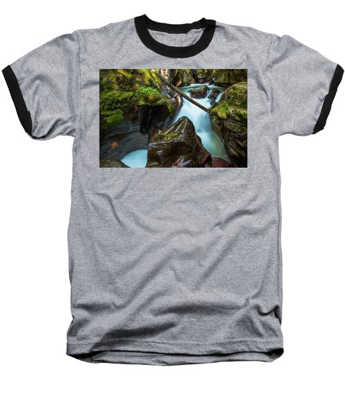 Avalanche Creek Baseball T-Shirt