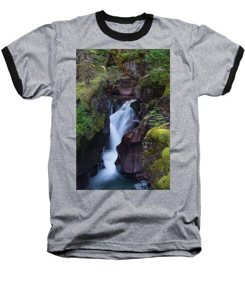 Avalanche Gorge 3 Baseball T-Shirt