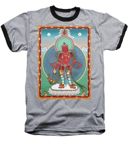 Avalokiteshvara Korwa Tongtrug Baseball T-Shirt