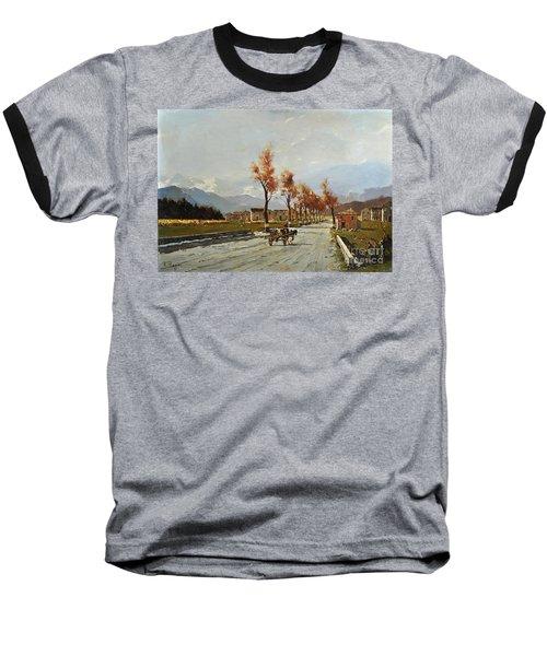 Avellino's Landscape  Baseball T-Shirt