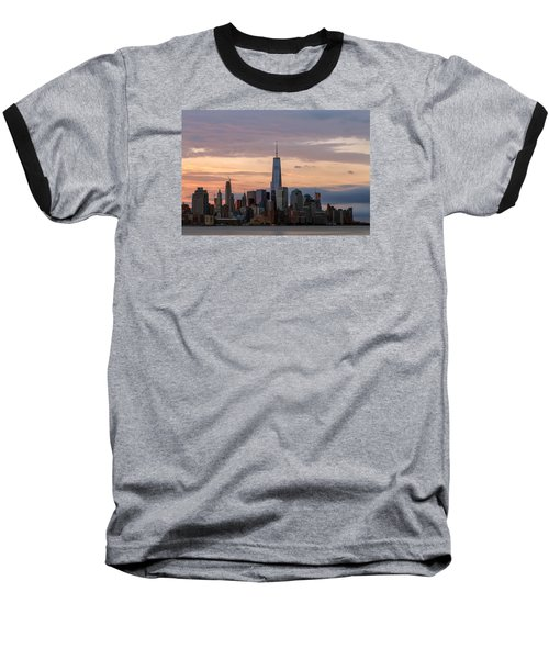 Avengers Assemble Baseball T-Shirt by Anthony Fields