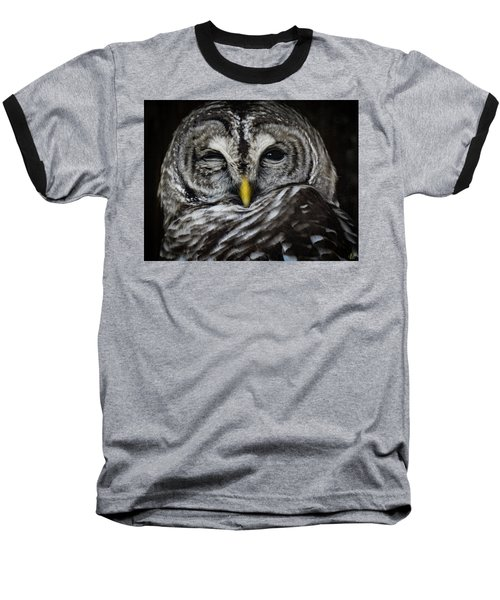 Avery's Owls, No. 11 Baseball T-Shirt