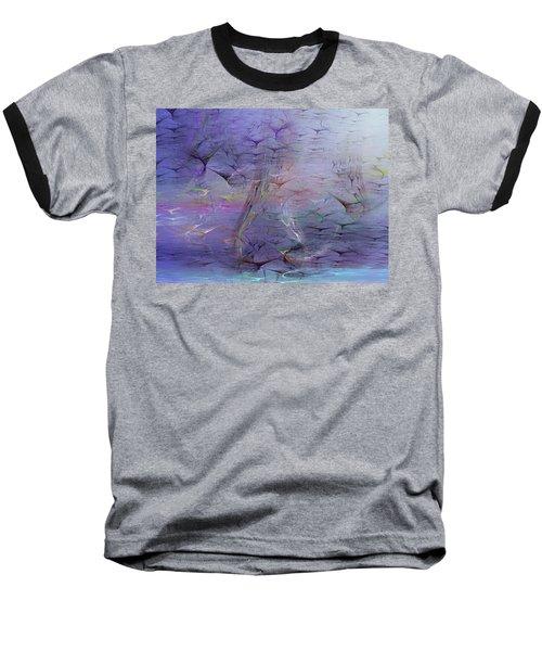 Avian Dreams 3 Baseball T-Shirt