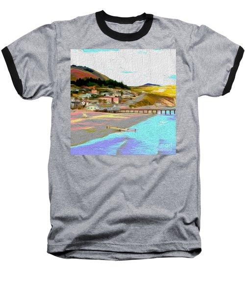 Avila Paddle Baseball T-Shirt
