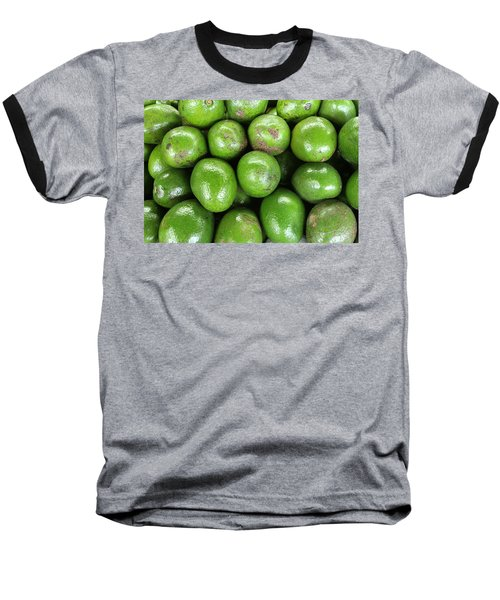Avocados 243 Baseball T-Shirt
