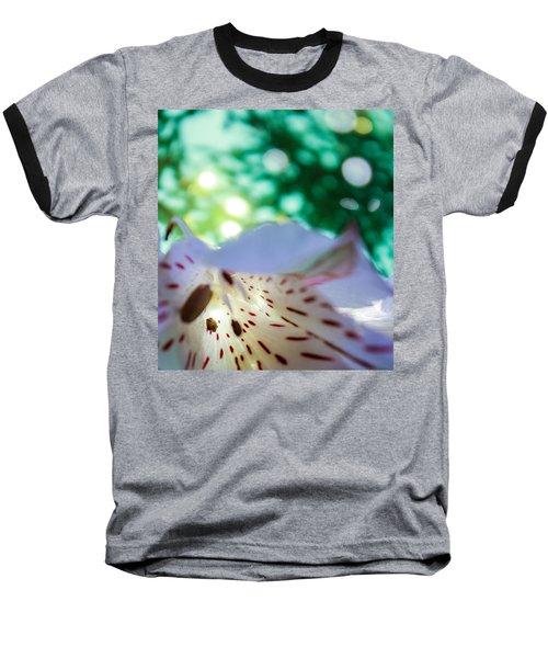 Awaken Baseball T-Shirt by Bobby Villapando