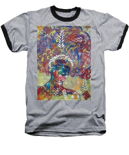 Awakening Goddess Baseball T-Shirt