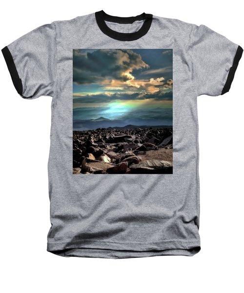 Awareness ... Baseball T-Shirt by Jim Hill