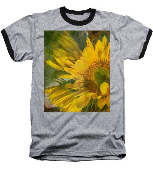 Awash In Sun Baseball T-Shirt