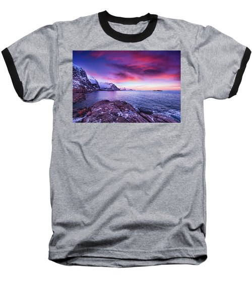 Away From Today Baseball T-Shirt