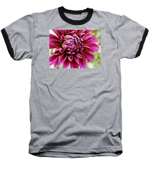 Awesome Dahlia Baseball T-Shirt