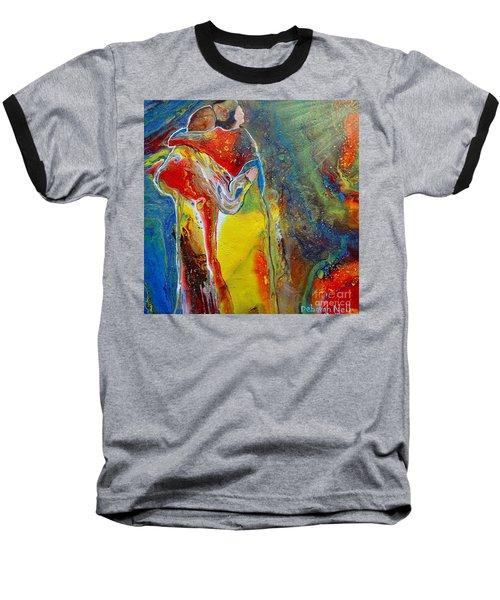 Awesome God Baseball T-Shirt