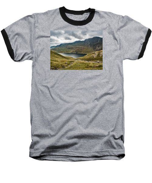 Awesome Hike Baseball T-Shirt