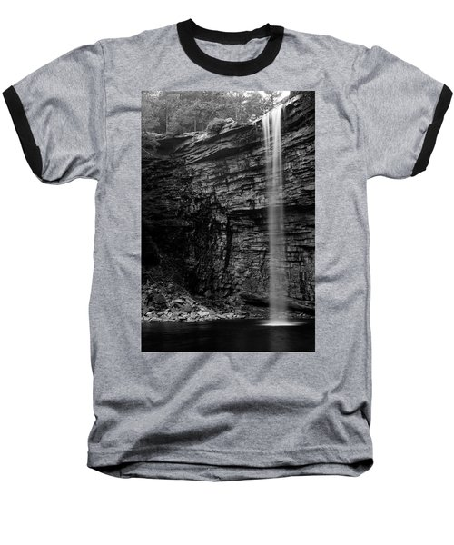 Awosting Falls In Spring #4 Baseball T-Shirt by Jeff Severson