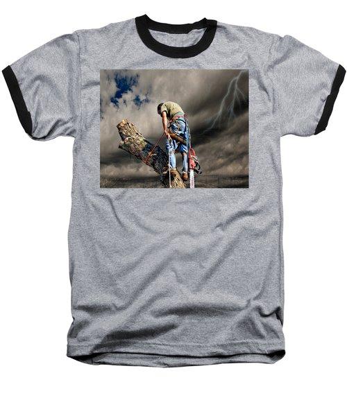 Ax Man Baseball T-Shirt
