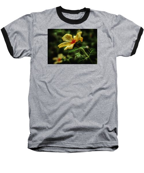Az Poppy Baseball T-Shirt