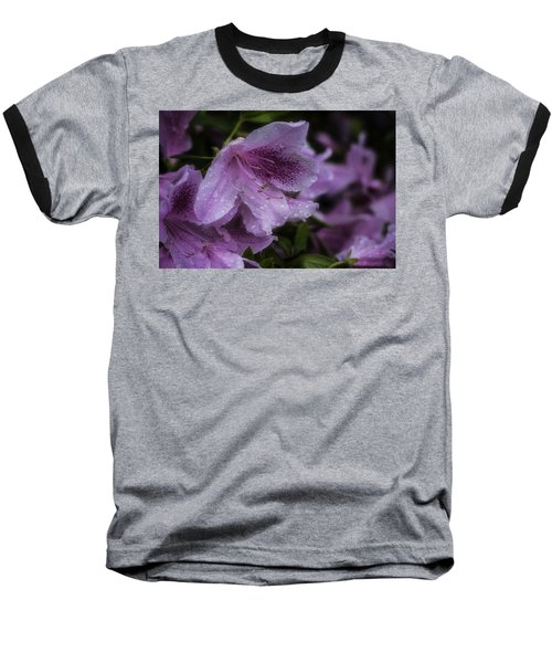 Azalea In Bloom Baseball T-Shirt