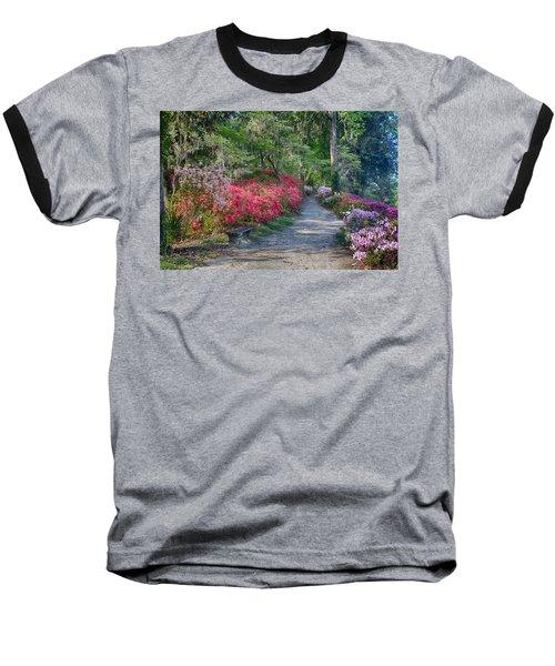 Azalea Path Baseball T-Shirt