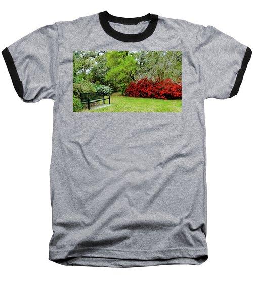 Azalea Time Baseball T-Shirt