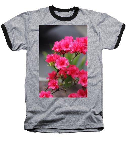 Baseball T-Shirt featuring the photograph Azalea by Vadim Levin