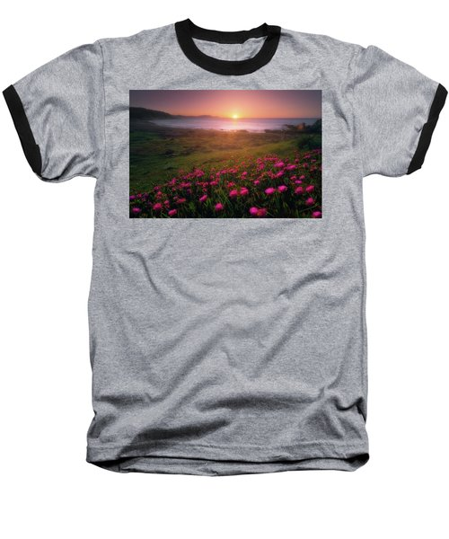 Azkorri In Springtime Baseball T-Shirt
