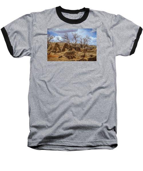 Aztec Ruins, New Mexico Baseball T-Shirt