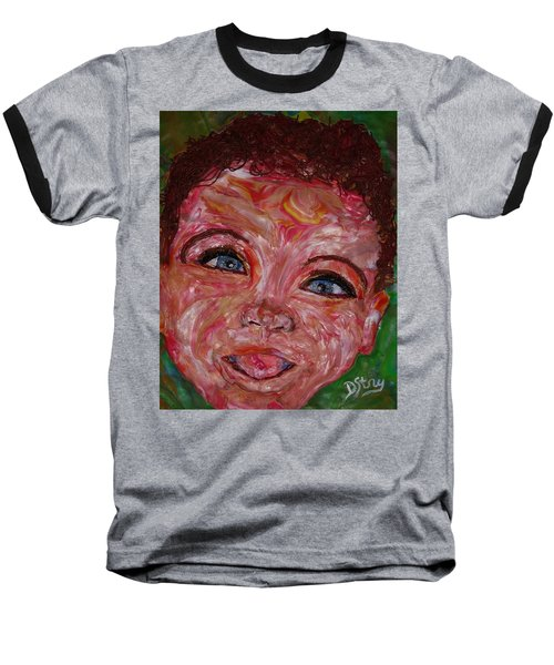 Azuriah Baseball T-Shirt