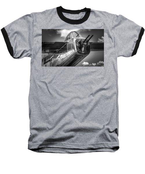 B-25 - Bw Series Baseball T-Shirt